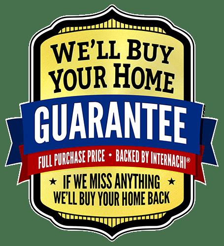 InterNACHI buy back guarantee logo