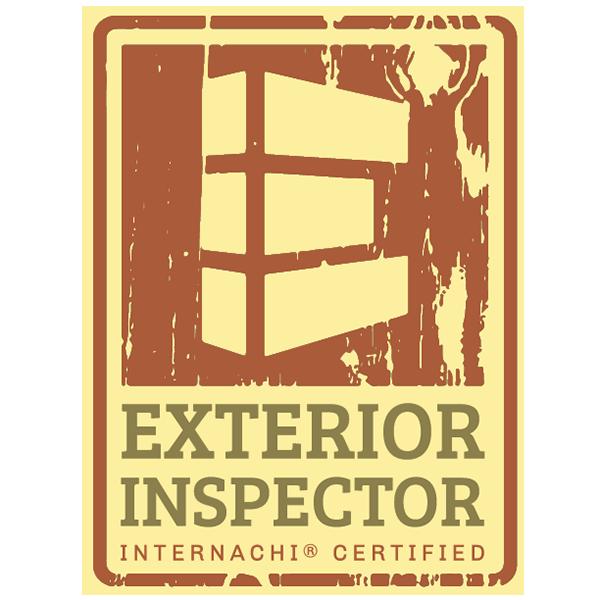Certified exterior inspector logo