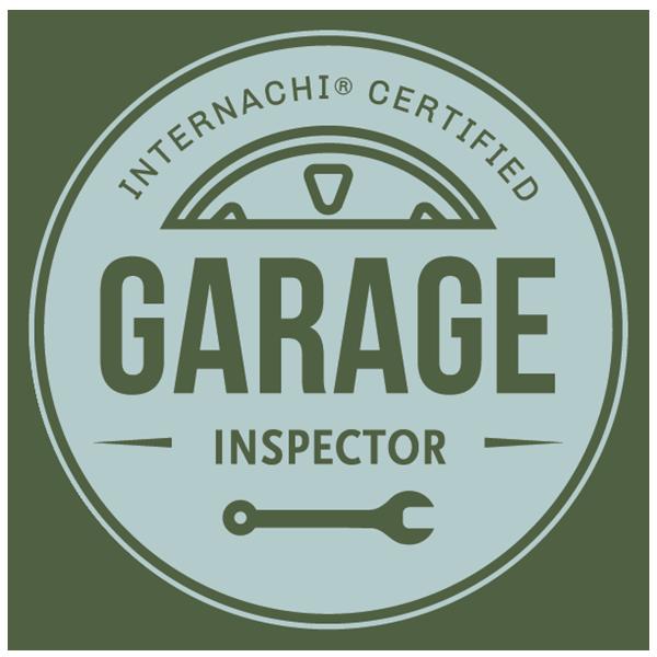 Certified garage inspector logo