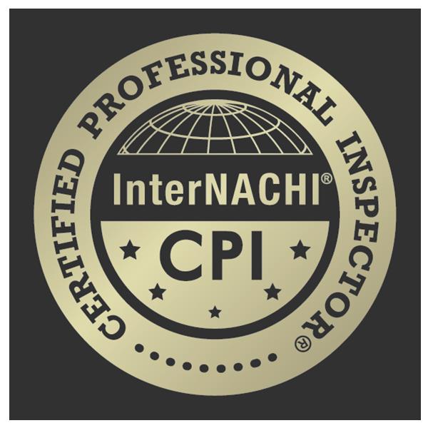 InterNACHI Certified Inspector logo
