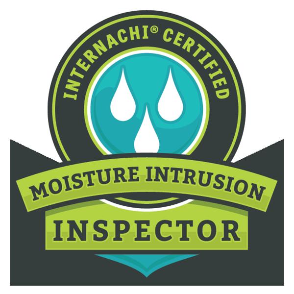 Certified moisture intrusion inspector logo