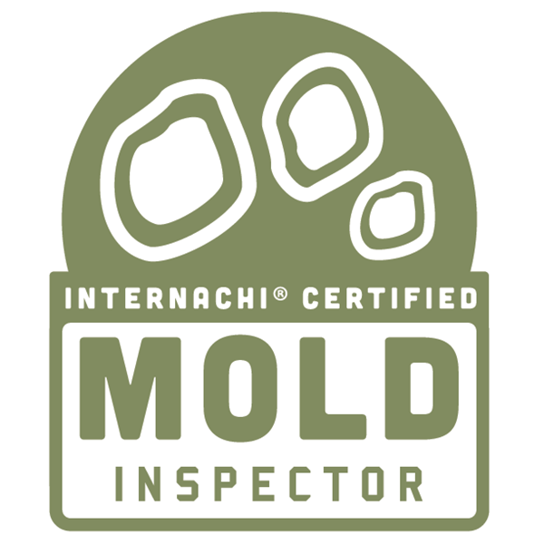Certified mold inspector logo
