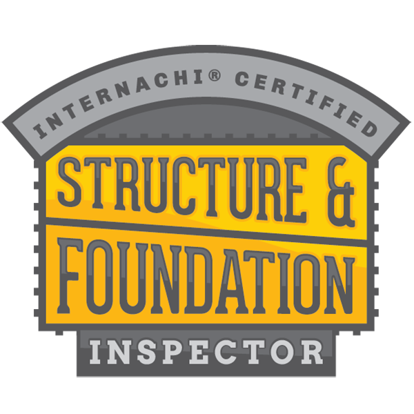 Certified structure & foundation inspector logo